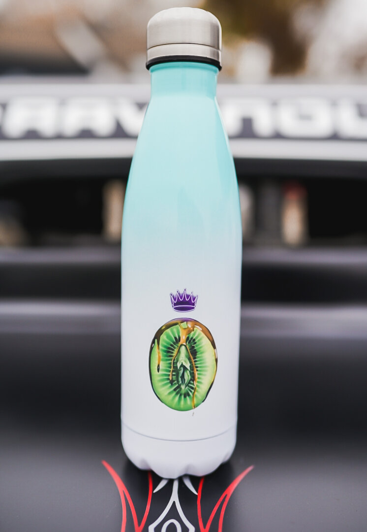 "Trinkflasche ""Healthy Eating"" mint"