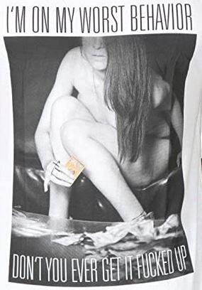Paul Jazzman Represents PLF - Print Shirt M Addiction