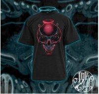 "Shirt ""Neon Skull"""