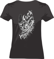 "Shirt ""Fuck Normality"" S Black"