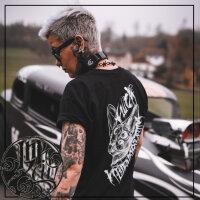"Shirt ""Fuck Normality"" S Dark Grey"