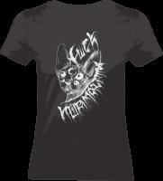 "Shirt ""Fuck Normality"" M Black"