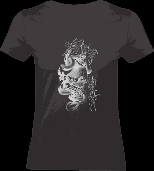 "Shirt ""The Mask"" XS Black"