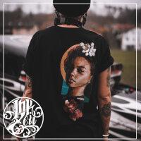 "Shirt ""Eve"" L schwarz"