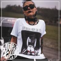 Paul Jazzman Represents PLF - Print Shirt XXL Mouth