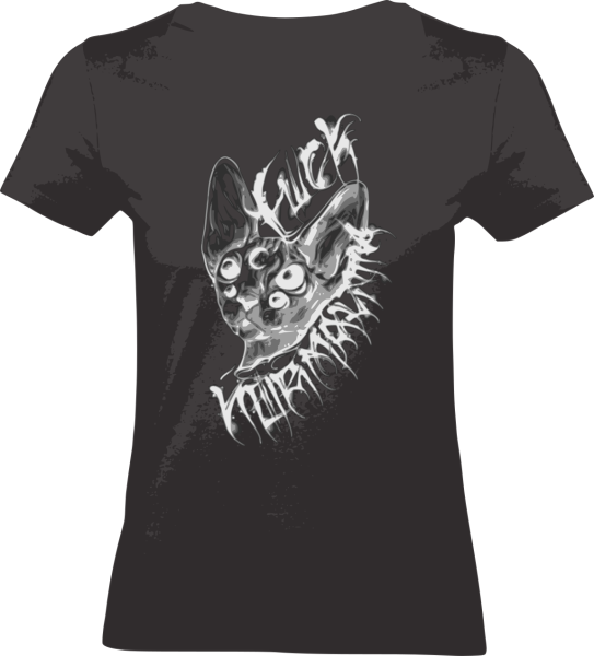 "Shirt ""Fuck Normality"" 2XL schwarz"