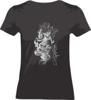 "Shirt ""The Mask"" S schwarz"