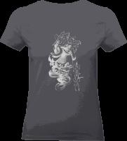 "Shirt ""The Mask"" S grau"