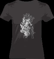 "Shirt ""The Mask"" M schwarz"