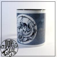 """Tasse """"Sea Skull"""" marmor"""
